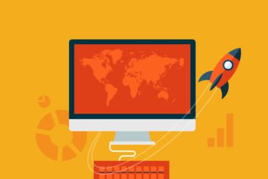 raske nettbutikker og hjemmesider